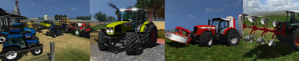 Farming Simulator 2013 and 2011 Mods Site