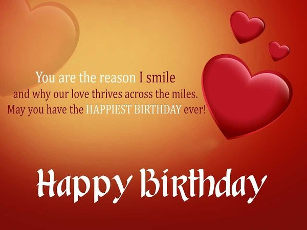 Birthday Wishes For Girlfriend   Birthday Wishes   Happy Birthday Girlfriend - Birthday Wishes Cards