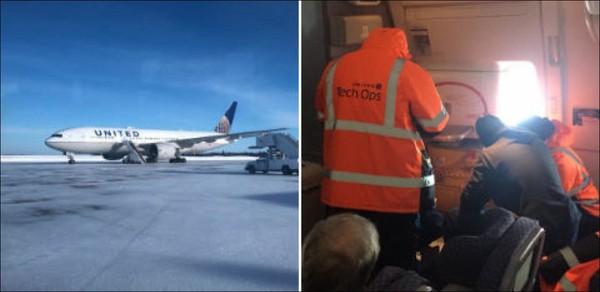 Bloqués plus de 13 heures dans un avion dérouté