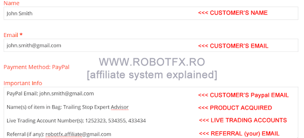 RobotFX News: Make money advertising RobotFX products