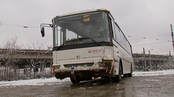 Meurthe-et-Moselle : plusieurs enfants blessés dans un accident de bus scolaire - Société - MYTF1News