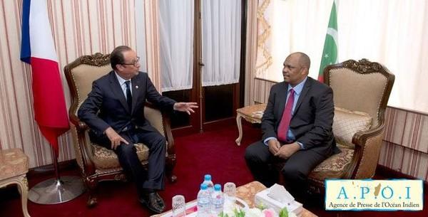Présidentielles aux Comores : Mayotte exclue - APOI