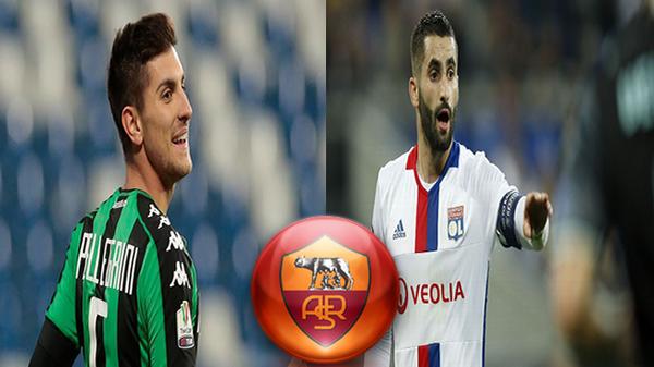Roma Resmi Dapatkan 2 Gelandang Baru Di Bursa Transfer