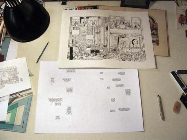 Kinart, lezioni di fumetto online!