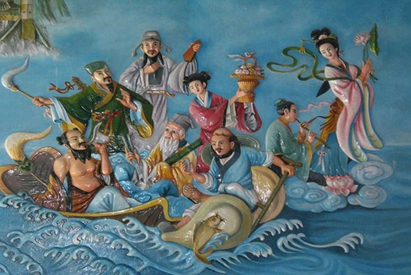 The 8 Immortals of China: How ordinary mortals worked hard to achieve superpowers and become legendary | Ancient Origins Members Site