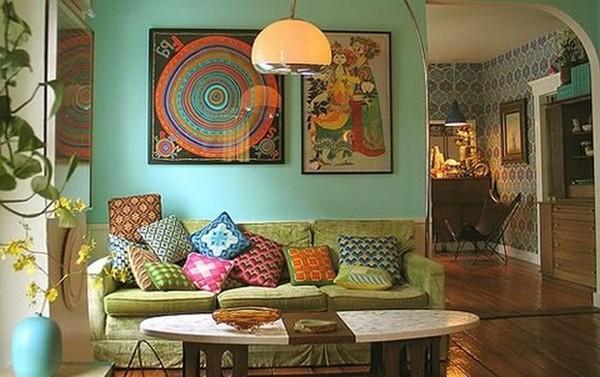 Making Great Hippie Home Decor   HomeDecorIn.com