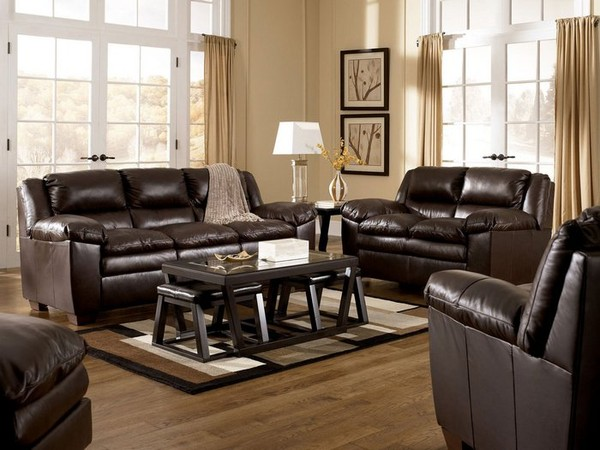 8 Steps to Clean your Brown Leather Chair | HomeDecorIn.com