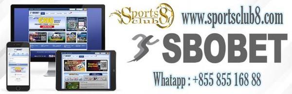 Sportsclub8.net Situs Judi Bola Sbobet Mobile Indonesia