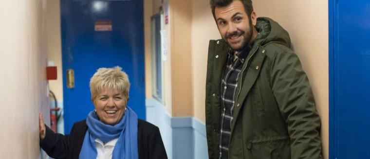 Mimie Mathy et Laurent Ournac dévoilent les coulisses de la rencontre entre Joséphine ange gardien et Camping Paradis - series - Télé 2 semaines