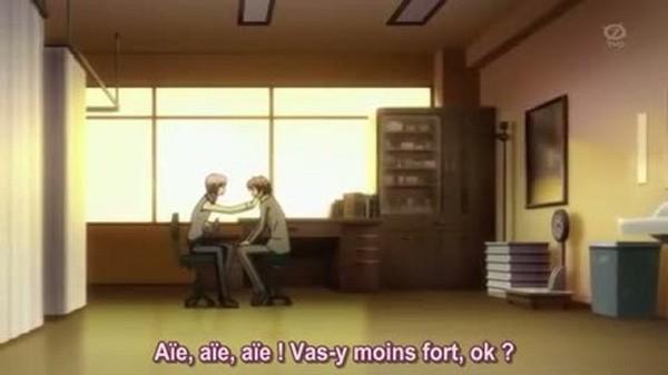 S.A.Special A Class 18 Manga Destiny