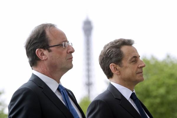 La polémique enfle après l'intervention de Nicolas Sarkozy sur le dossier syrien