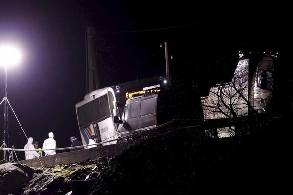Trois personnes tuées. Détournement de bus sanglant en Norvège