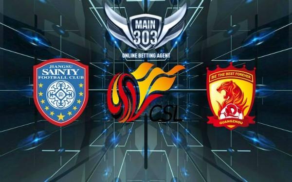 Prediksi Jiangsu Guoxin-Sainty vs Guangzhou Evergrande 12 Agustus 2015