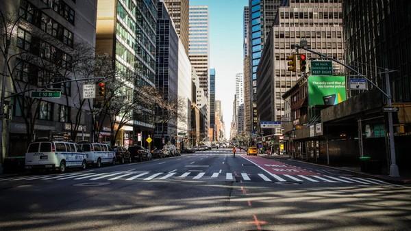 """RECIT. """"C'est apocalyptique"""" : New York, au cœur de l'épidémie de coronavirus qui frappe de plein fouet les Etats-Unis"""