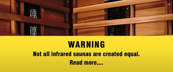 Infrared Saunas for Infrared Therapy | Aqualine Saunas