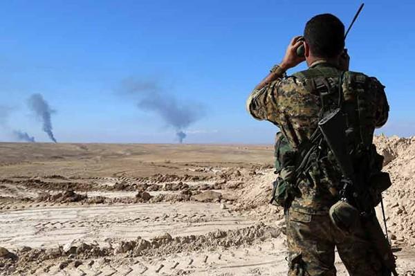 Avanza ofensiva de Ejército sirio en frontera conIraq