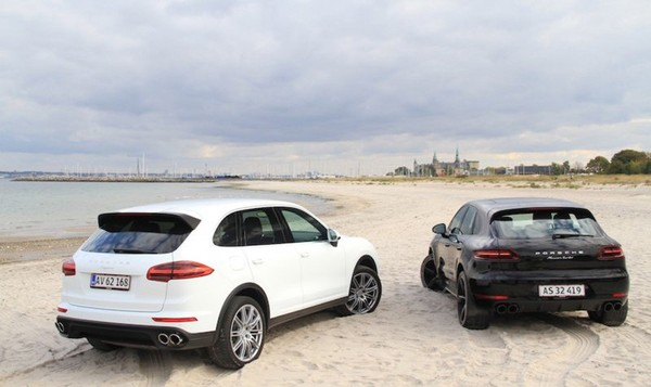 Porsche Car Sales Keep On Growing In US