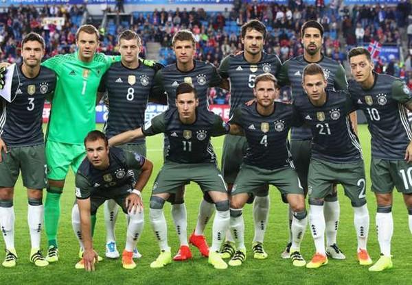 Sejarah Timnas Sepakbola Jerman di Ajang Internasional