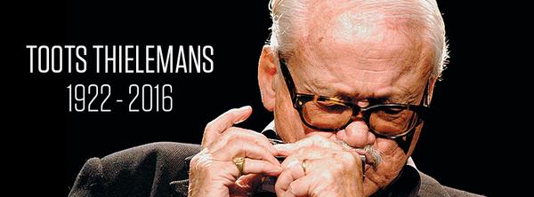 Toots Thielemans, légende belge du jazz, est décédé à l'âge de 94 ans - LNO