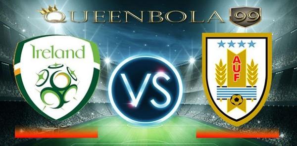Prediksi Republik Irlandia vs Uruguay 5 Juni 2017