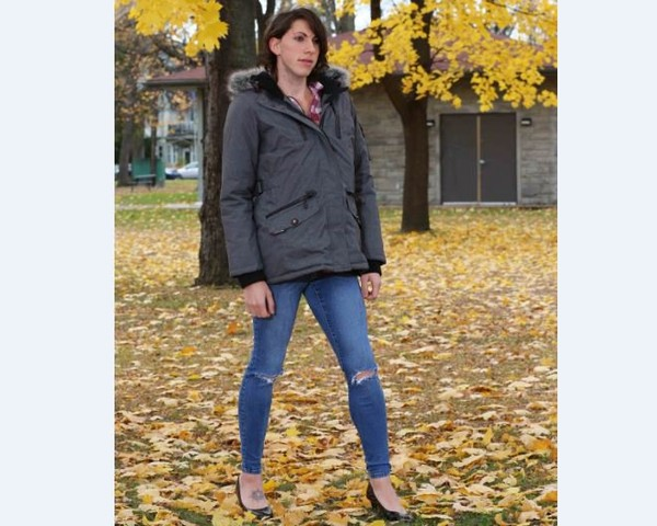 Alicyah Laberge: de transgenre à future maman