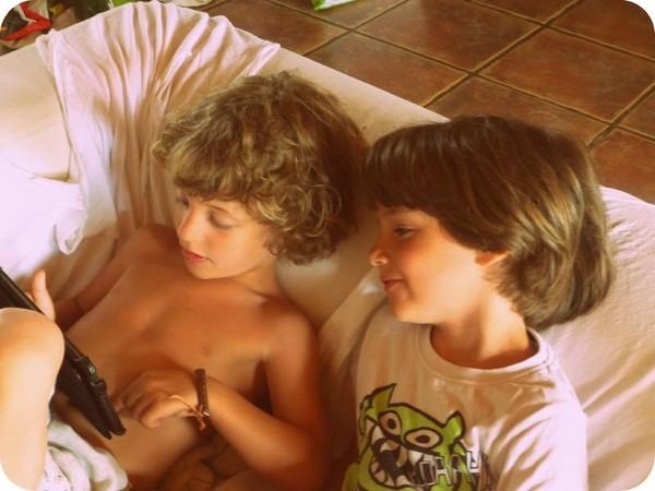 Des garçons aux cheveux longs - Si par hasard ...