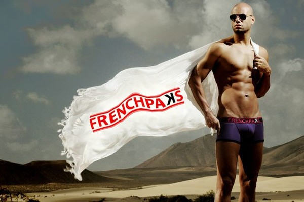 Xavier Delarue Hits the Road in Frenchpaks - The Underwear Expert
