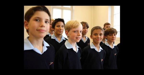 PHOTOS - Les Petits Chanteurs à la Croix de Bois