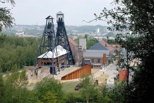 Site du Bois du Cazier | Charleroi
