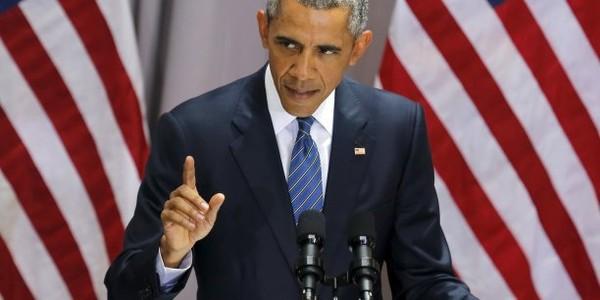 """Obama : """"nous détruirons l'Etat islamique"""""""