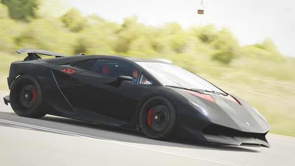 You still got a chance to win this Lamborghini Sesto Elemento