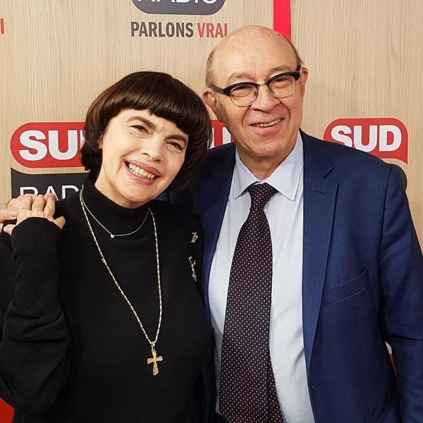 """Sud Radio on Instagram: """"🗝 Aujourd'hui la #célèbre #chanteuse #MireilleMathieu est l'invitée de l'émission #Lesclefsdunevie avec Jacques Pessis pour nous présenter…"""""""