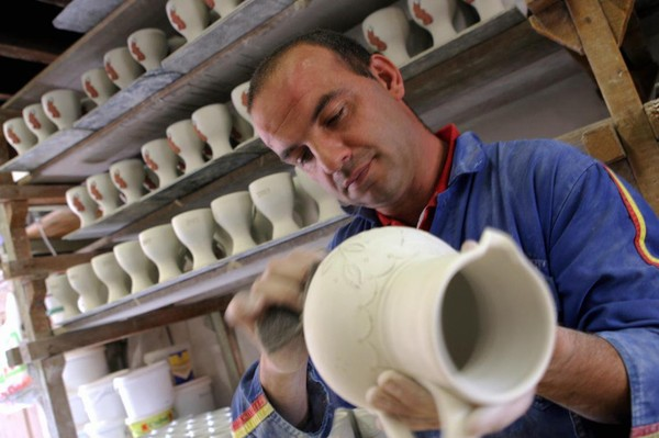 Ce week-end, on fête la poterie à Bouffioulx