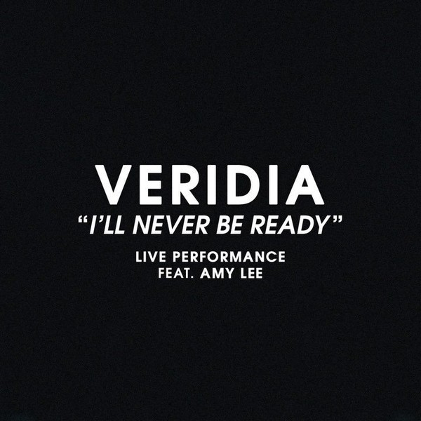 "VERIDIA on Instagram: ""Watch the full live performance of I'll Never be Ready feat. @AmyLee and read the story behind the song exclusively on @altpress! 🖤"""