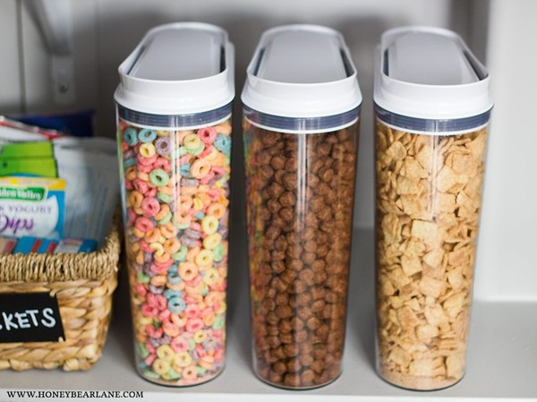 21 Brilliant DIY Kitchen Organization Ideas | Of Life and Lisa
