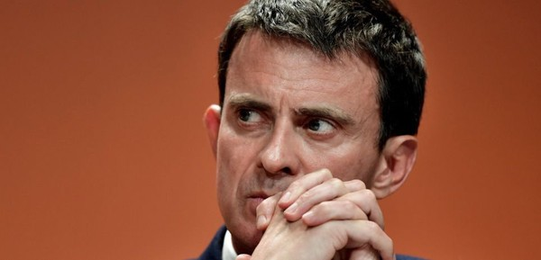 Un homme placé en garde à vue pour avoir importuné Manuel Valls