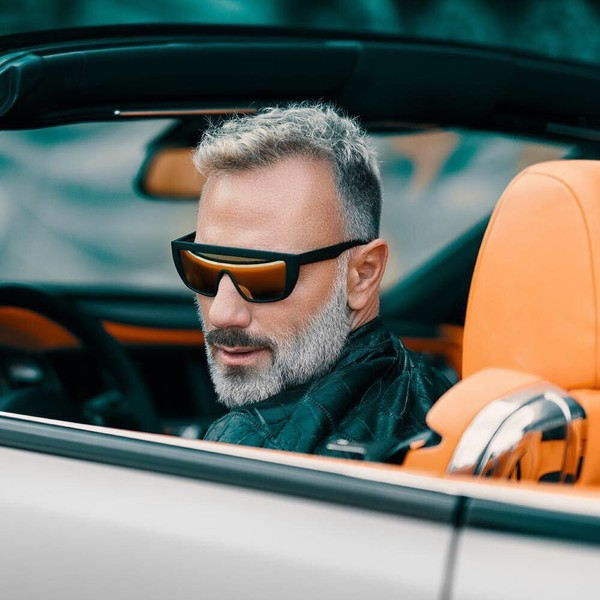 "Gianluca Vacchi on Instagram: ""Golden eye😎#gvlifestyle"""