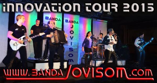 Banda Jovisom - Grupos Musicais baile, Conjunto, centro, norte