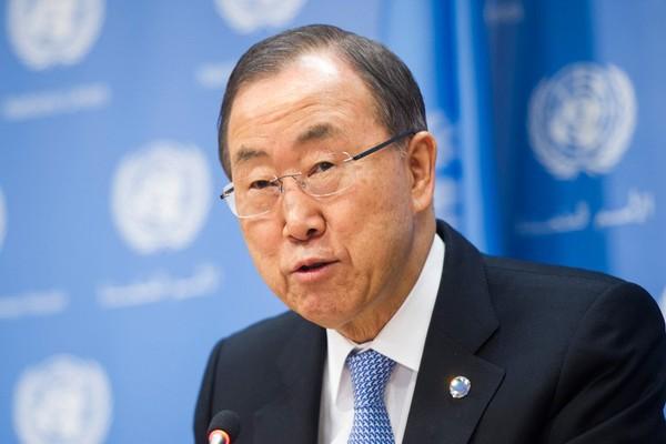Centre d'actualités de l'ONU - Comores : Ban Ki-moon salue la tenue des élections, dimanche dernier, suite à l'annonce des résultats provisoires
