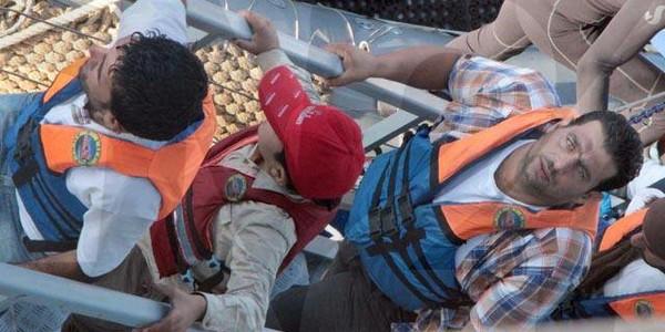 Immigrati: 507 sbarcati nella notte a Vibo Marina