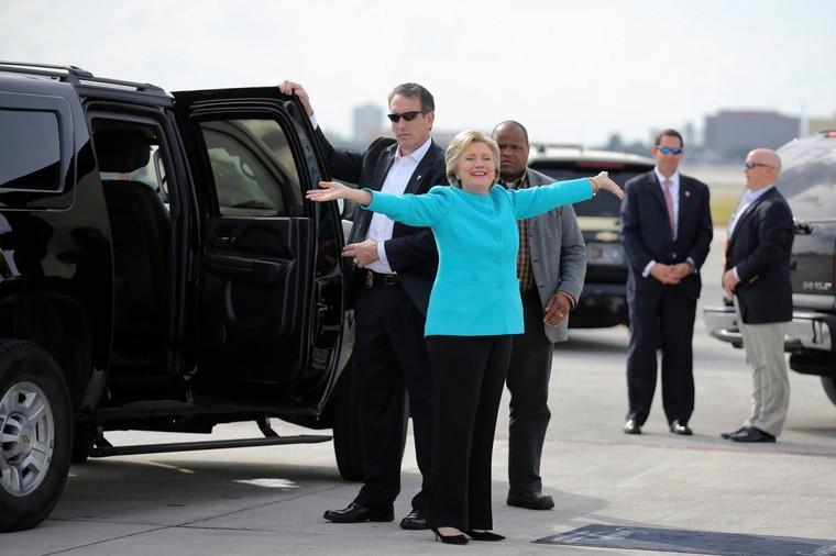 «Si c'est Hillary Clinton qui est élue, ce sera une catastrophe pour la Syrie»