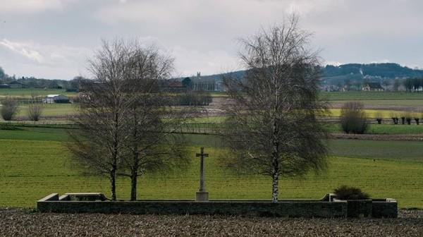130 corps de soldats de la Première Guerre mondiale retrouvés en Flandre