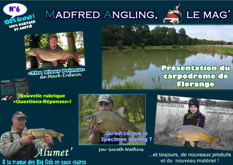 Madfred Angling le mag' 6