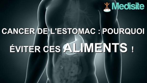 Cancer de l'estomac : pourquoi éviter ces aliments !