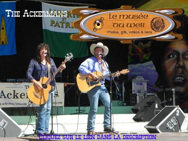 le musee du web :: Ackermans (The Ackermans , duo country )