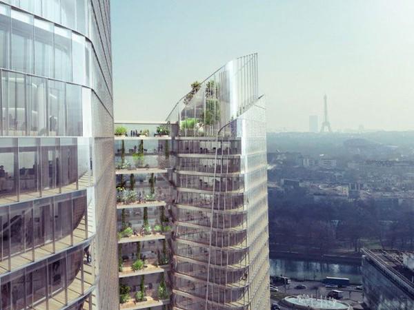 Avec The Link, Philippe Chiambaretta invente la tour relationnelle