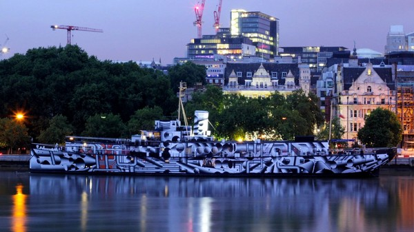 Boat Hire, Conference and Wedding Venue Hire in London | HMS President (1918)