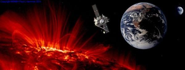 HF Propagation and Solar-Terrestrial Data Website