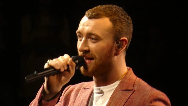 Sam Smith à Paris - www.stephanelecureuil.fr