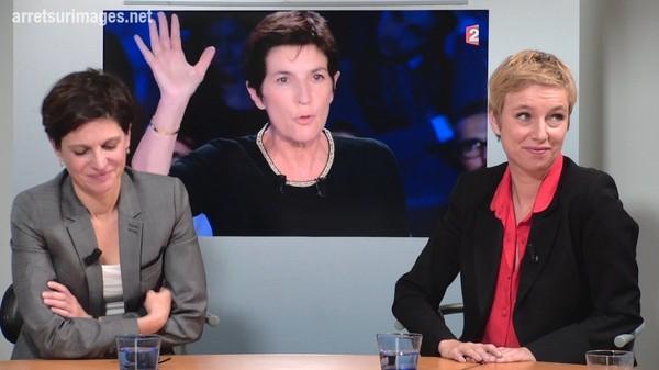 """Angot-Rousseau : """"Les violences faites aux femmes systématiquement traitées comme un spectacle"""""""